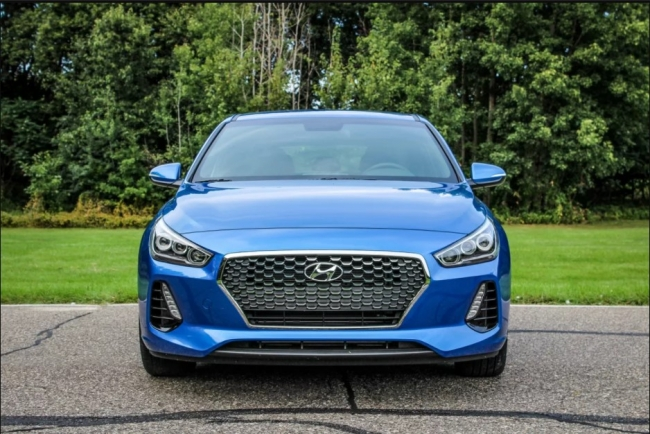 Hyundai Elantra Sport 2019 facelift 1.6 AT