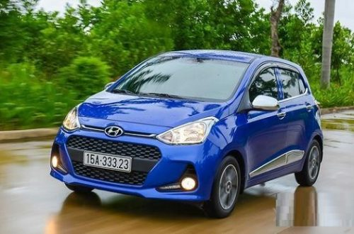 Video hyundai i10 2019 sedan 1.2 MT Orange ( màu cam )